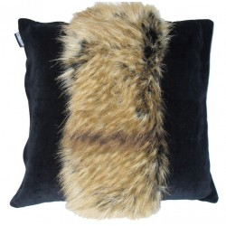 pillow case optic fur raccoon