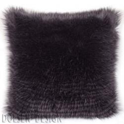 poszewka na poduszkę z imitacji piór strusia 50x50cm