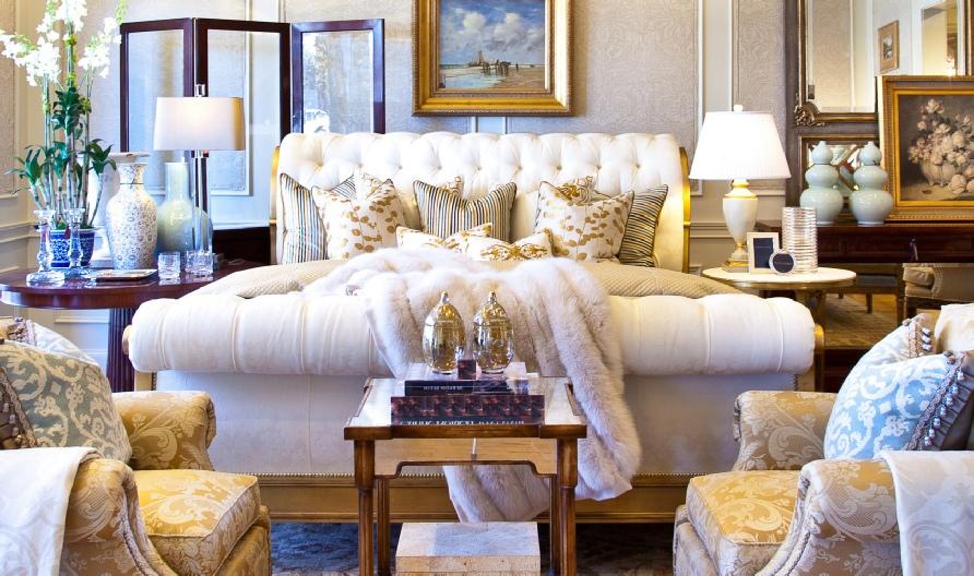 couvre lits sur mesure en fausse fourrure dolsen design. Black Bedroom Furniture Sets. Home Design Ideas